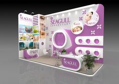 A smaller but very effective #Exhibit for your next #Tradeshow
