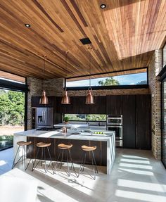 "Outstanding ""outdoor kitchen designs layout patio"" detail is available on our web pages. Check it out and you wont be sorry you did. Kitchen Interior, Kitchen Decor, Kitchen Ideas, Kitchen Tables, Parrilla Exterior, Outdoor Kitchen Design, Outdoor Kitchens, Small Kitchens, New Homes"