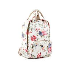 New Casual Womens Backpacks Stylish Fashion Floral Style School Backpack 1921YL | eBay