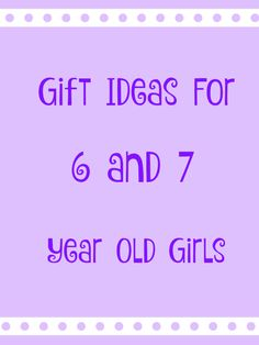 Gift Ideas For 4 Year Old Girls