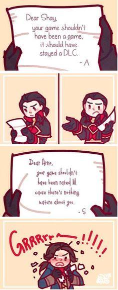 I loved Rogue tho