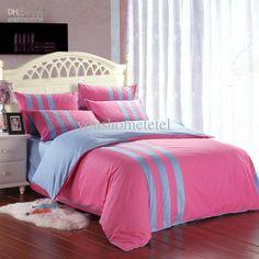 Wholesale 100% cotton plain hes, bed linen, comforter set, bed linen, $70.0/Piece | DHgate