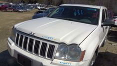 Jeep Parts For Sale, 2006 Jeep Grand Cherokee, Used Jeep