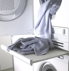 """Awesome """"laundry room stackable washer dryer"""" info is available on our web pages. Take a look and you wont be sorry you did. Laundry Dryer, Laundry Closet, Bathroom Closet, Bathroom Small, Lake Bathroom, Master Closet, Bathroom Storage, Bathroom Ideas, Small Laundry Rooms"""
