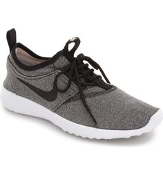 c2384f6030a03 Currently obsessing over these ultra cool grey and black Nike running  shoes. Nike Shoes Cheap