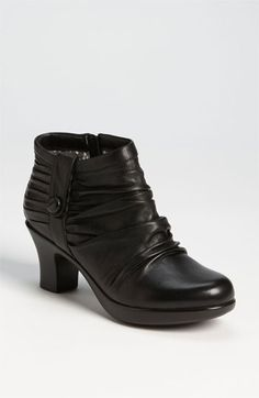 Dansko 'Buffy' Bootie available at Nordstrom in black