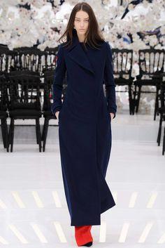 Christian Dior Fall 2014 Couture Fashion Show - Larissa Marchiori (Elite)