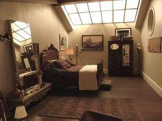 Inside Neal S Apartment White Collar Matt Bomer Dream