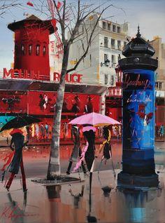 Heart Trap - Cityscape | Kal Gajoum