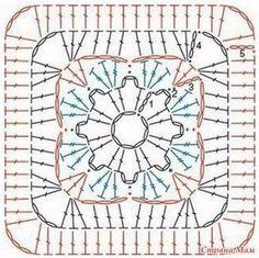 crochelinhasagulhas: Площадь вязания крючком
