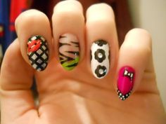 Nail Designs By Me!
