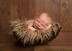 Fotógrafa capta bebés sonriendo al dormir ¡a derretirse! | Blog de BabyCenter