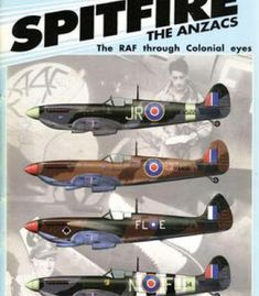 Spitfire: The Anzacs The Raf Through Colonial Eyes PDF