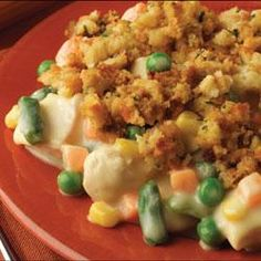 Easy Chicken Bake with Stove Top Stuffing