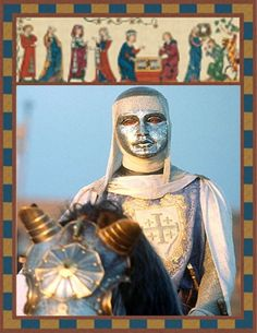 [Montgisard]. King Baldwin IV not only saved Jerusalem from capture at the age of 16, but he did it while suffering from a debilitating disease.
