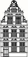 allerlei mooie grachtenpandjes Clay Houses, Paper Houses, Scrap Quilt Patterns, Craft Patterns, House Doodle, Amsterdam Houses, Bullet Journal Art, Cardboard Paper, House Drawing