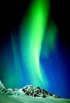 Blog de los niños: EL ÁRTICO Y LA ANTÁRTIDA. Las auroras boreales y australes
