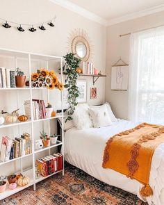 Bohemian Style Ideas for Bedroom Decor Design, ., cuarto Bohemian Style Ideas for Bedroom Decor Design, . Room Ideas Bedroom, Small Room Bedroom, Bedroom Inspo, Diy Bedroom, Bedroom Designs, Dorm Room Designs, Boho Bedroom Decor, Master Bedroom, Decor Room