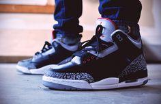 Air Jordan 3 Retro.