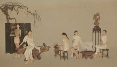 SunJun   茶经 系列伍 | Tea of Ancient Classics | 新文人画摄影 | Photography of New Literati Painting | 纵450mm | 横780mm | 2012