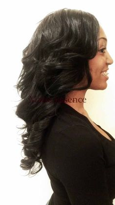 Body Wave with Closure...We offer matching closures for a flawless look. Check out our closures on FB@ Mane Essence.