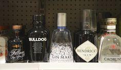 DSC_8979 Gin, Vodka Bottle, Fresh, Drinks, Food, Catering Business, Drinking, Beverages, Essen