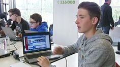 Spel toont jongeren de gevaren van het internet