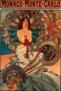 vintage, retro, art nouveau, art, arts - image #618586 on Favim.com
