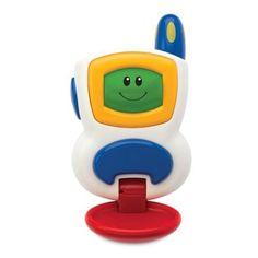 Vauvan ensimmäinen puhelin? Tolo Baby Puhelin 89625 | Lastentarvike.fi
