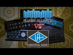Mondstein Records: Plugin Alliance Nativ vs. UAD