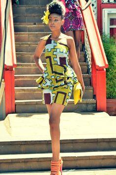 The Kitenge Festival Fair and Fashion Spackle!