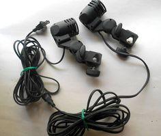 2 pc Photography Photographer lighting studio equipment lamps 2 pc #Photography #Photographer #lighting #studio #equipment #lamps Continuous #light #lantern #Supplies #CraftRoom #tripod #lamp #props #vintage #antique #etsy #studio