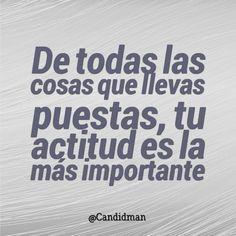 #actitud #felicidad  Asi es