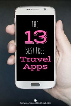 Best Free Travel App