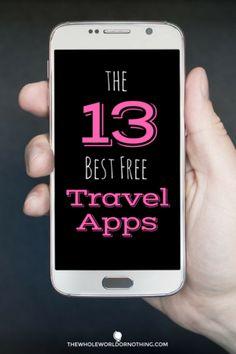 Best Free Travel App
