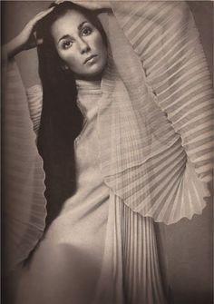 Cher, 1970's.