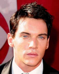 Jonathan Rhys Meyers. I've enjoyed his work in many of his projects. The media says that in real life he's a mess, but he's still eye-candy with a sexy accent.