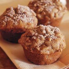 Vanilla-Pear Muffins Recipe (Williams-Sonoma), batter made with buttermilk Food Processor Uses, Food Processor Recipes, Cupcakes, Cupcake Cakes, Williams Sonoma, Waffles, Muffin Recipes, Pear Muffins Recipes Healthy, Bread Recipes