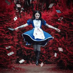 Alice Madness Returns, Such a nice shot Cosplayer IG: mariannainsomnia #cosplay #alicemadnessreturns