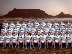 Los Pumas presentan la camiseta con la que jugarán el Rugby Championship