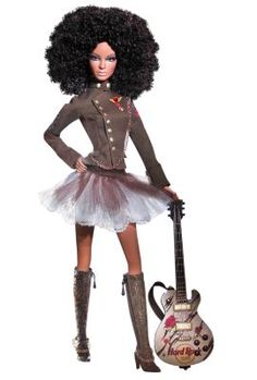 Hard Rock Cafe Barbie® Doll | The Barbie Collection