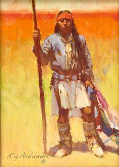 Roy Andersen Artworks :  Apache