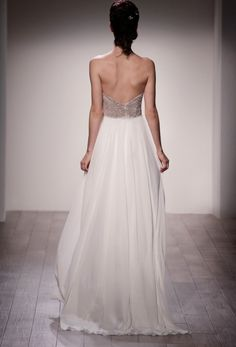 Bridal Gowns, Wedding Dresses by Jim Hjelm - Style jh8612