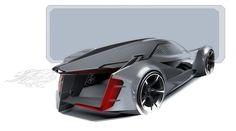Volkswagen morph - bachelorthesis on Behance