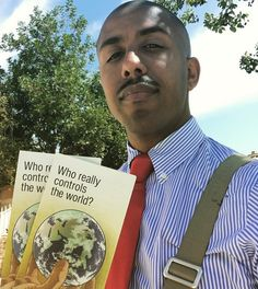 Actor Marques Houston has recently joined the Jehovah's Witness faith. He shares a bit of his journey on his Instagram page.