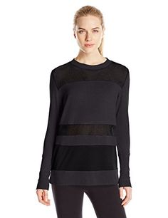 5752f311991 Alo Yoga Women s Plank Long Sleeve Top