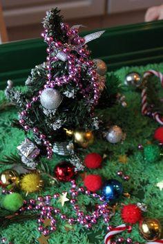 Christmas Sensory Box