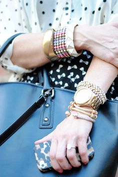 Arm party...