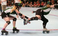 Whip it real good.  WFTDA2007_1 by k*la, via Flickr