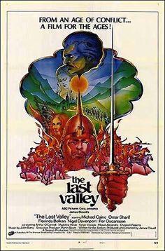 Aventuras , Siglo XVII, Brujería, 1970, el ultimo valle